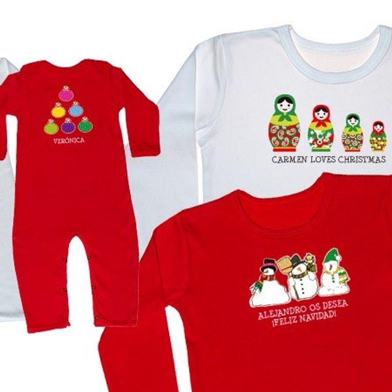 efa05ec99 Productos personalizados niños - Pijamas de navidad personalizados