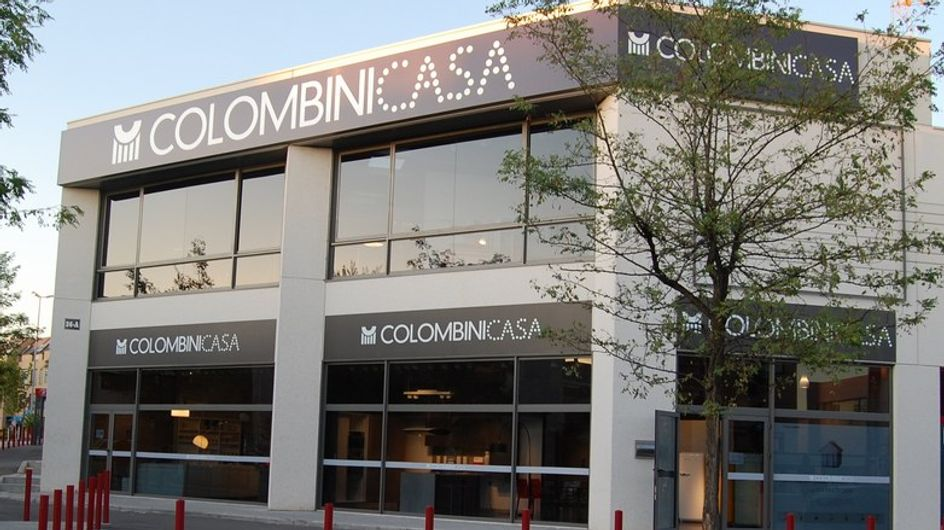 Colombini Casa abre su primera tienda en Madrid