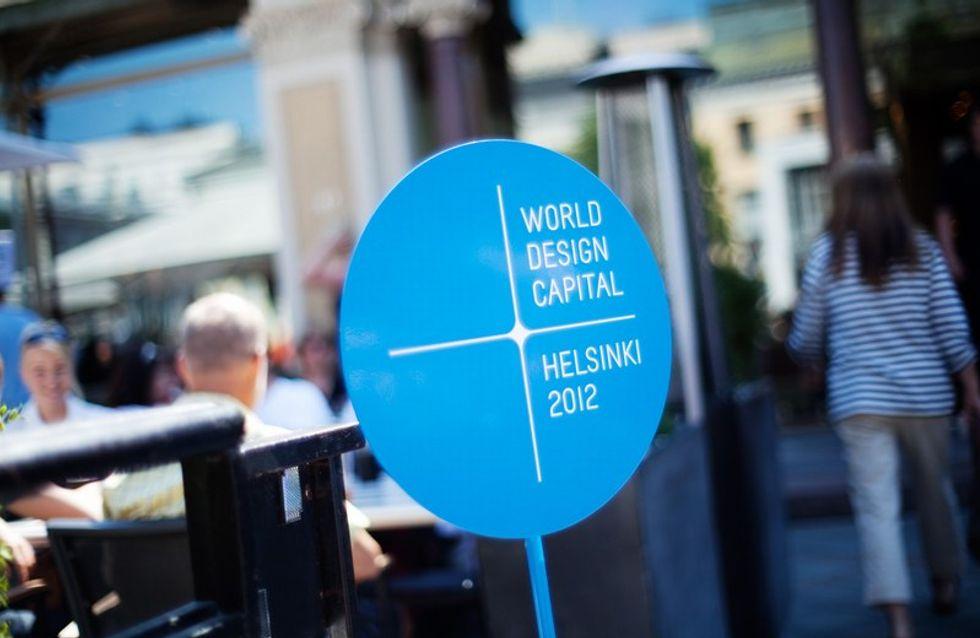 Helsinki prepara sus celebraciones como Capital Mundial del Diseño 2012