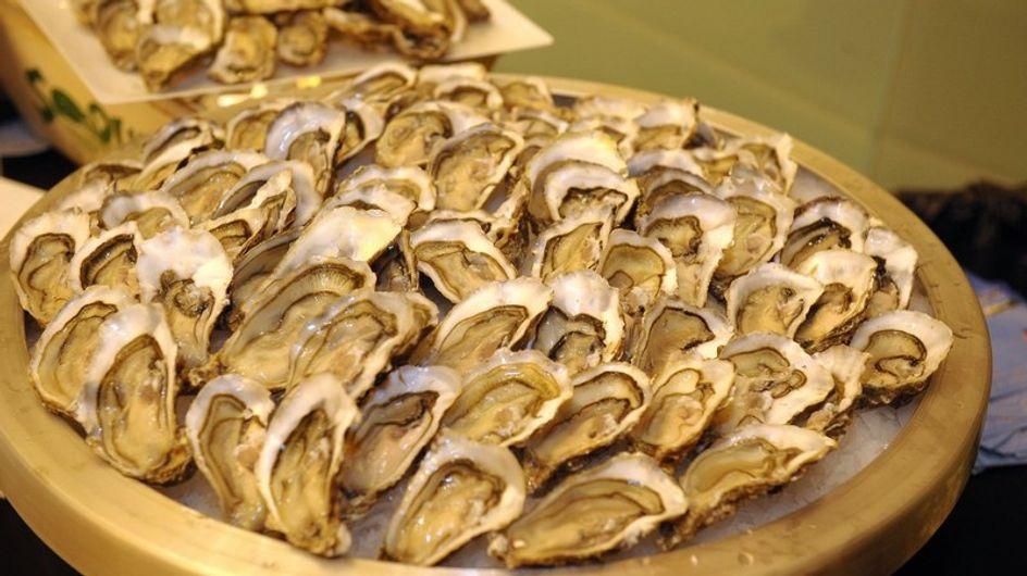 Disfruta del placer de las ostras esta Navidad