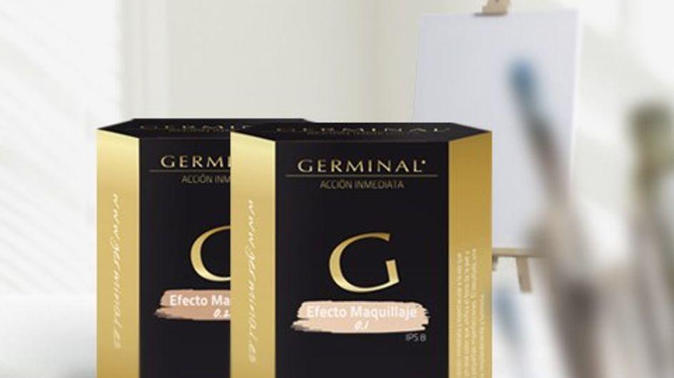 Germinal: maquillaje y efecto lifting en un sólo toque