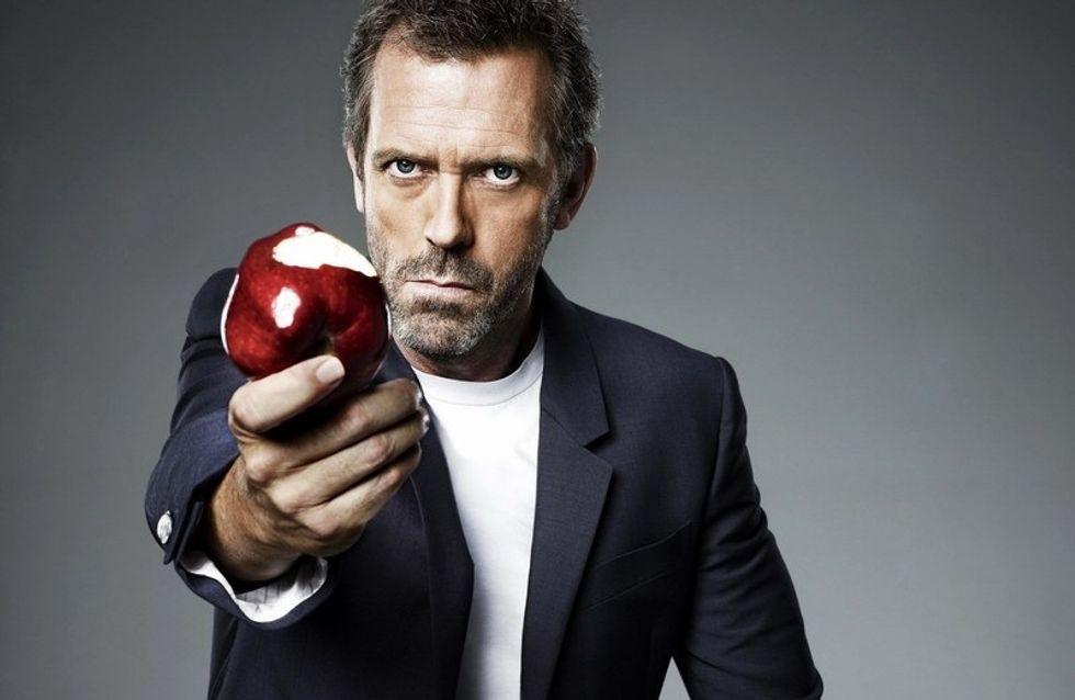 """Hugh Laurie: """"Esta puede ser la última temporada de House"""""""