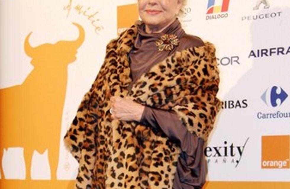 Lola Herrera se pasa a la moda