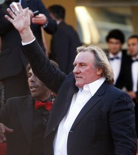 Gérard Depardieu podría encarnar a Dominique Strauss-Kahn