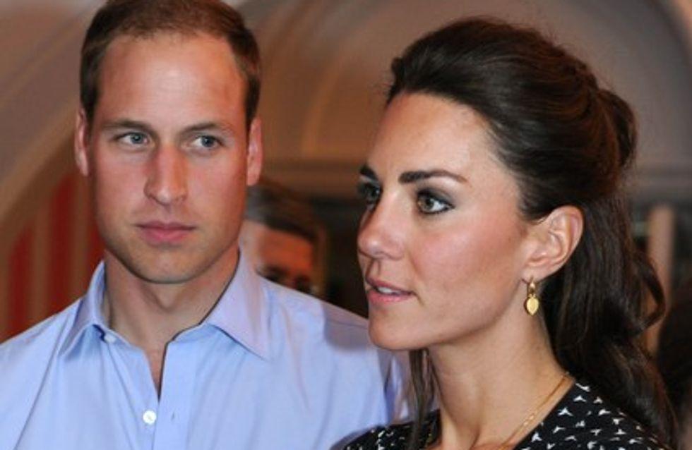 Los Duques de Cambridge y su fiesta de Nochevieja