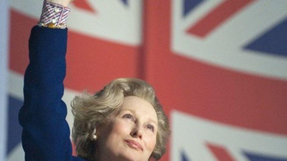 Meryl Streep encandila a la crítica con su Margaret Thatcher