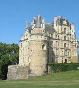 Una noche en Château de Brissac