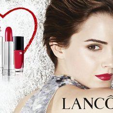 Emma Watson repite como imagen de Lancôme