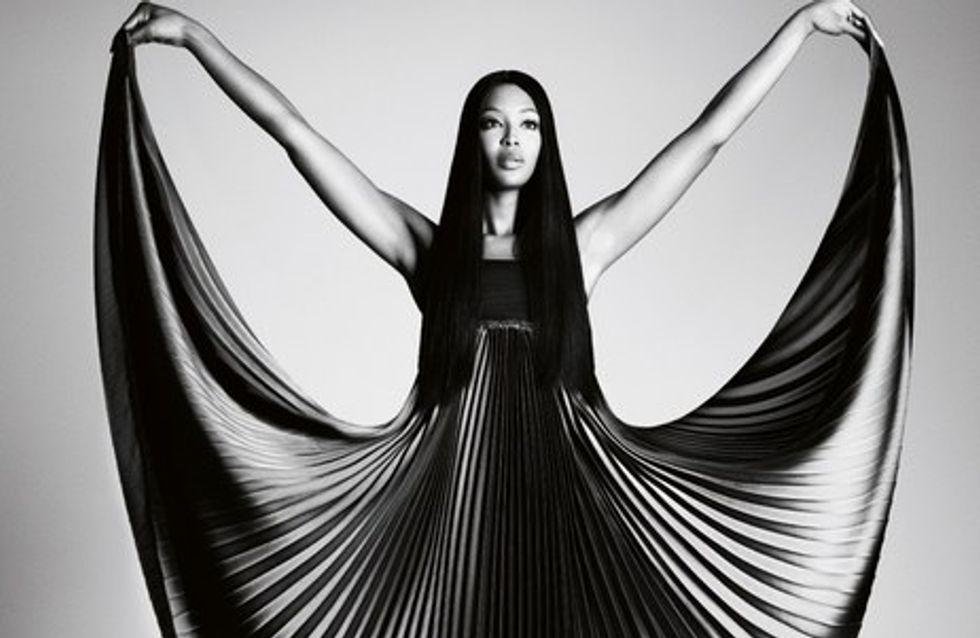 Naomi Campbell, nueva imagen de Pinko