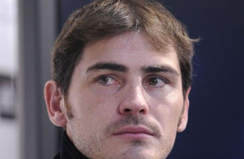 Iker Casillas ficha por Adidas