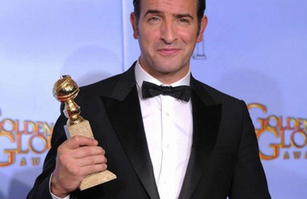 The Artist se alza como triunfadora en Los Globos de Oro