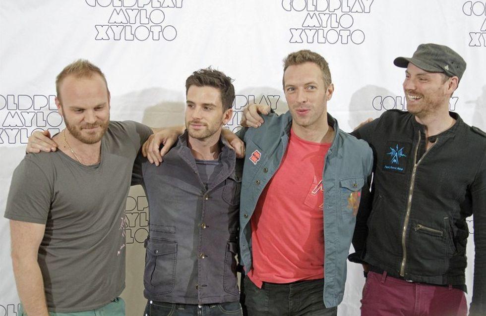 Coldplay llenará el Vicente Calderón