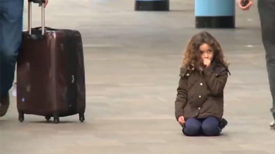 Unvorstellbarer Schmerz: Wenn das eigene Kind plötzlich verschwunden ist ...