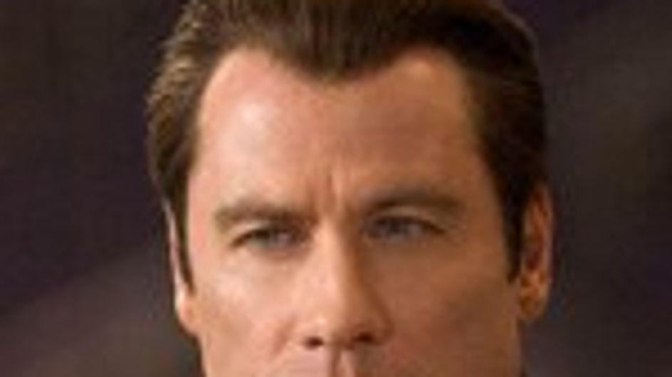 John Travolta expresa su alegría