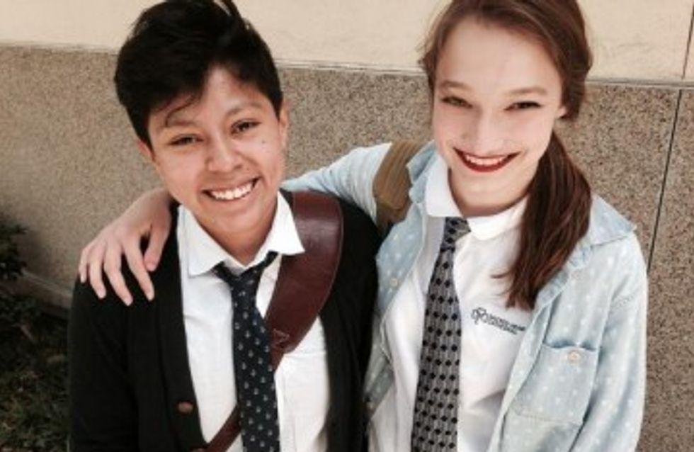 La femme de la semaine : Jessica Urbina, celle qui n'avait pas la tenue correcte exigée
