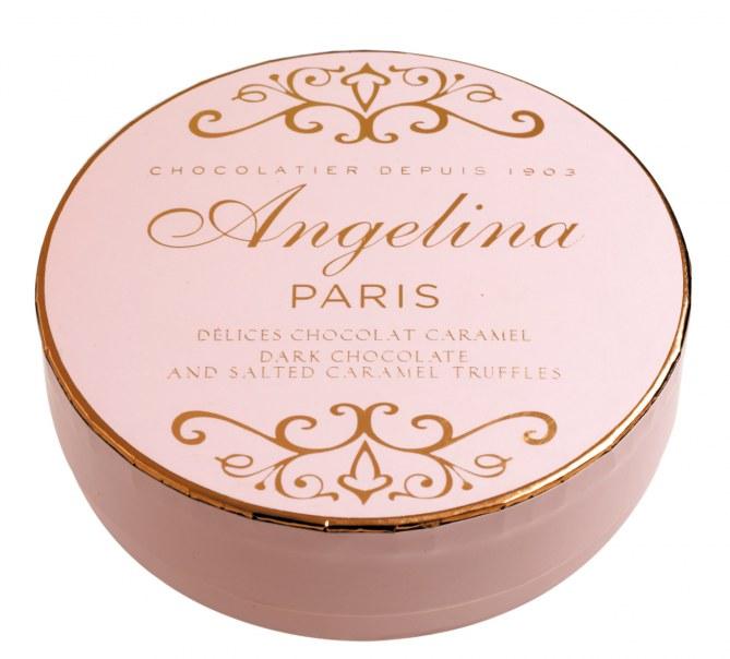 Délices chocolat caramel ANGELINA