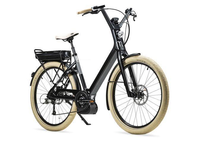 Vélo à assistance électrique (VAE), top finitions, Moustache Bikes