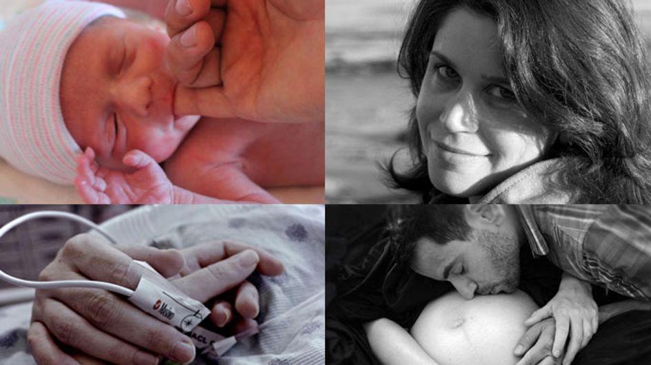 Eine hochschwangere Frau liegt im Koma. Dann passiert das Wunder!