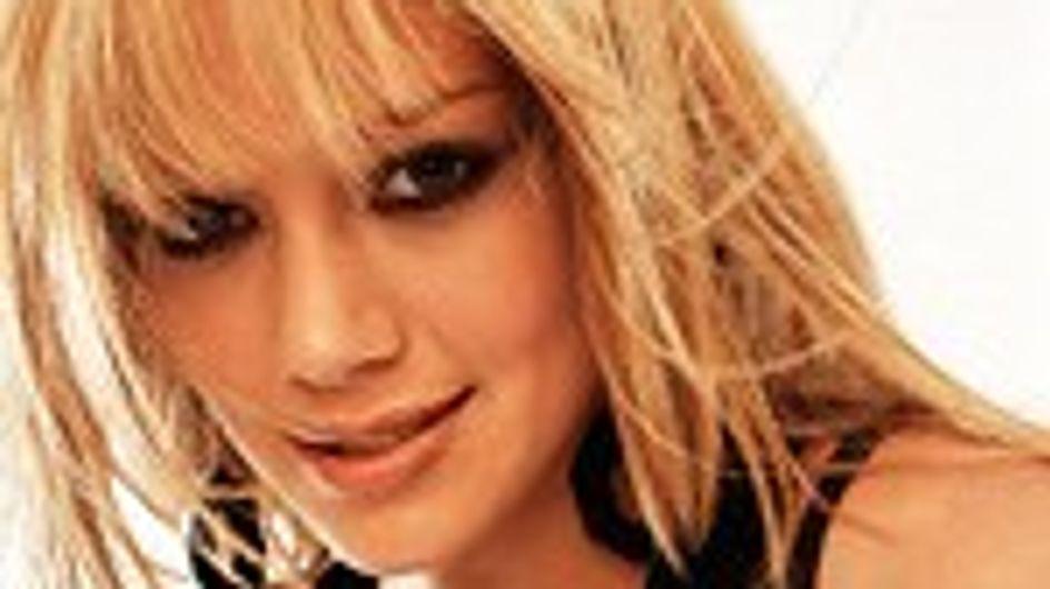 Gran sorpresa para Hilary Duff