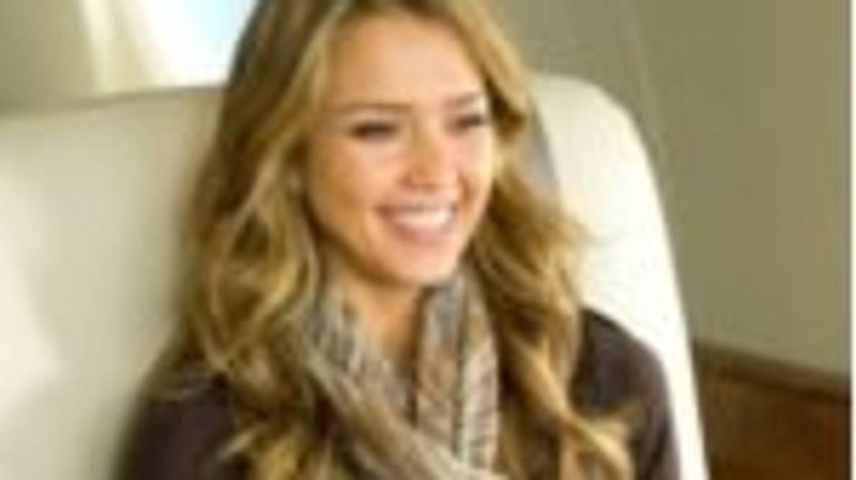 Jessica Alba quiere un segundo hijo