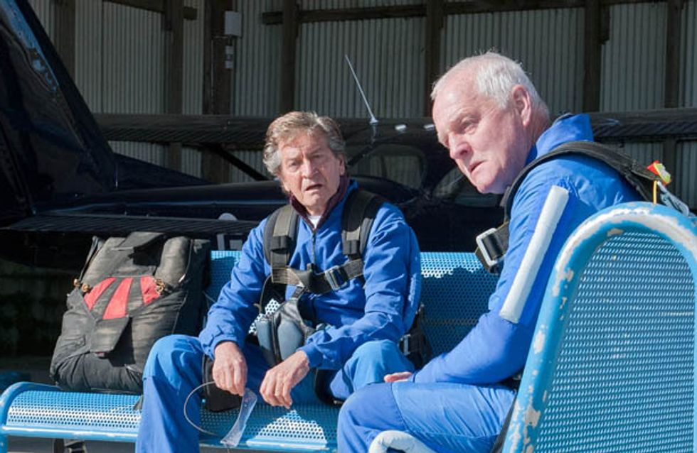 Emmerdale 03/06 – Can a skydive revive Pollard and Val?