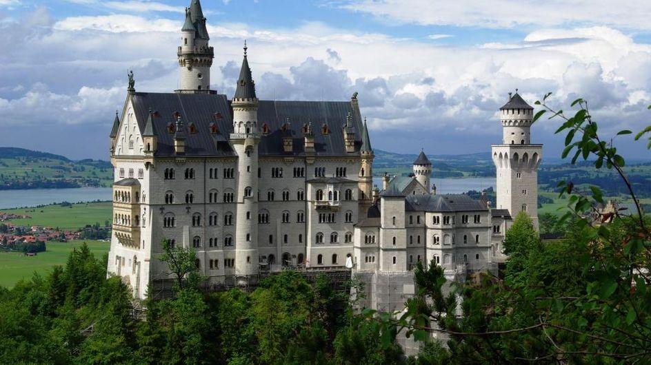 16 castelos de sonho na Europa