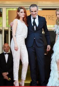 Kristen Stewart et Olivier Assayas