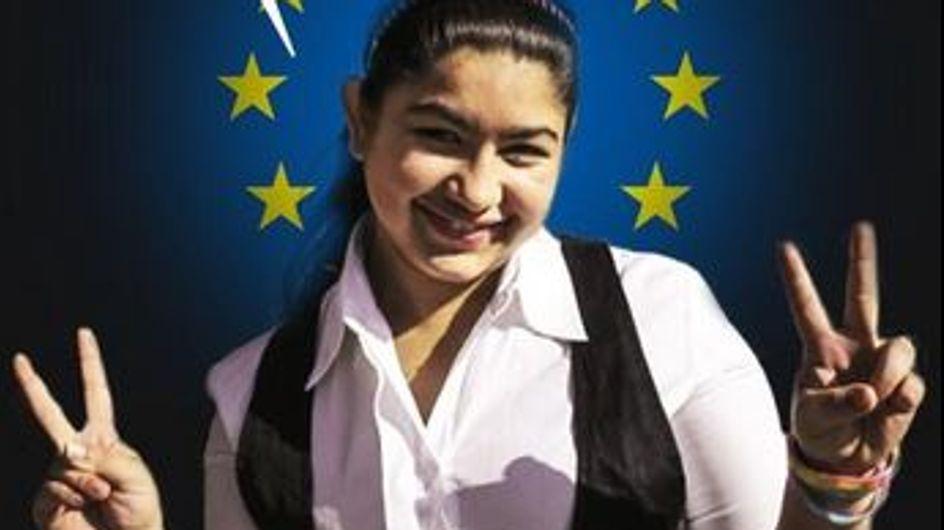 Elections européennes : Le FN utilise Leonarda pour sa campagne