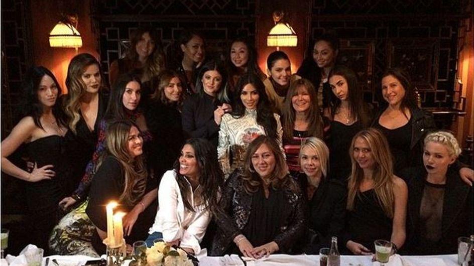 Kim Kardashian : Un enterrement de vie de jeune fille grandiose à Paris