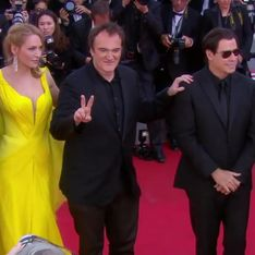Festival de Cannes 2014 : La Croisette fête les 20 ans de Pulp Fiction sur la plage