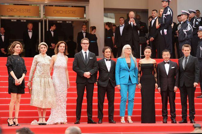 Le jury du Festival de Cannes 2014