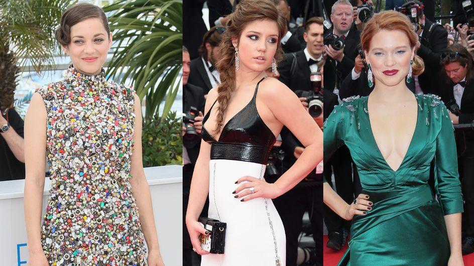 Festival de Cannes 2014 : Les 10 plus beaux looks de la Croisette (Photos)