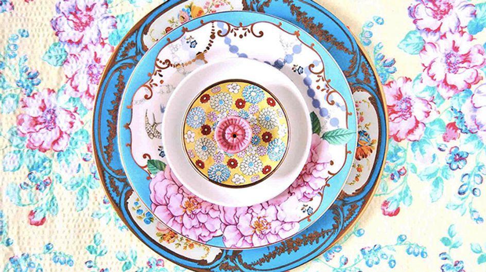 Queste ceramiche ti faranno venire voglia di rivoluzionare la tua tavola