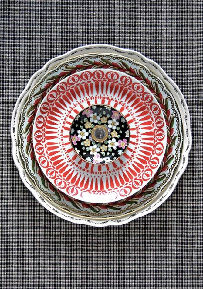 Pattern e colori per un effetto ipnotico