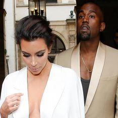 Kim Kardashian und Kanye West: Schnappschüsse mit den Gästen