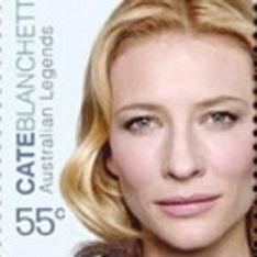 Cate Blanchett tiene sus propios sellos