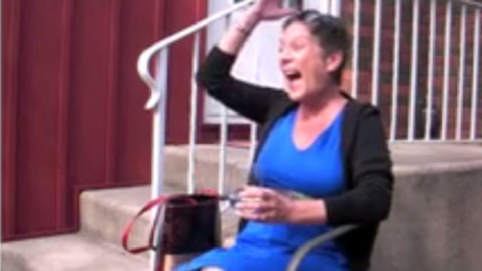 Un vídeo conmovedor dedicado a Amy, una mujer con cáncer terminal