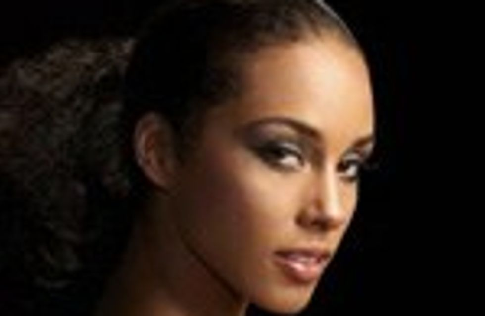 Alicia Keys, encantada con Jack White