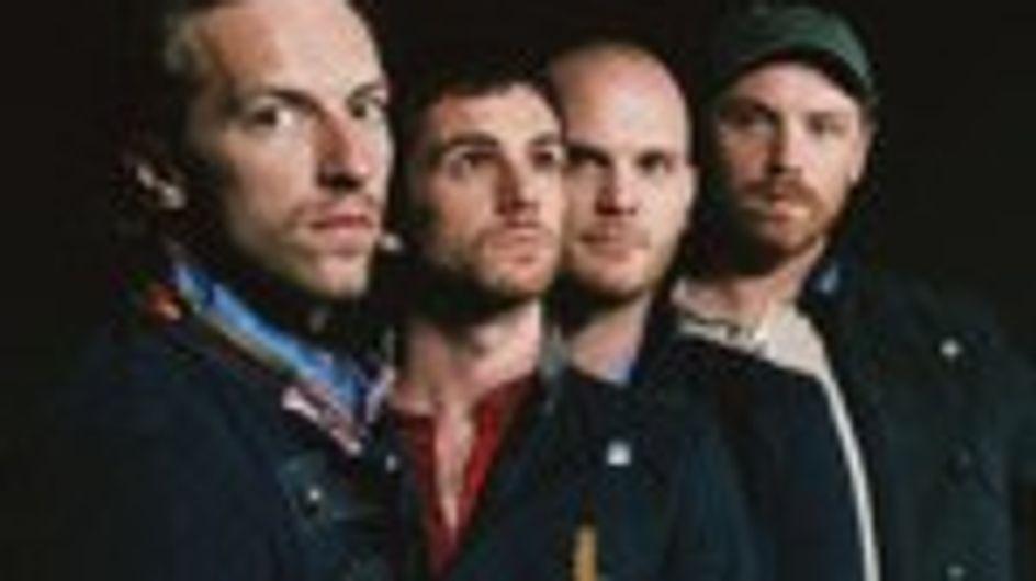 Nuevas canciones de Coldplay