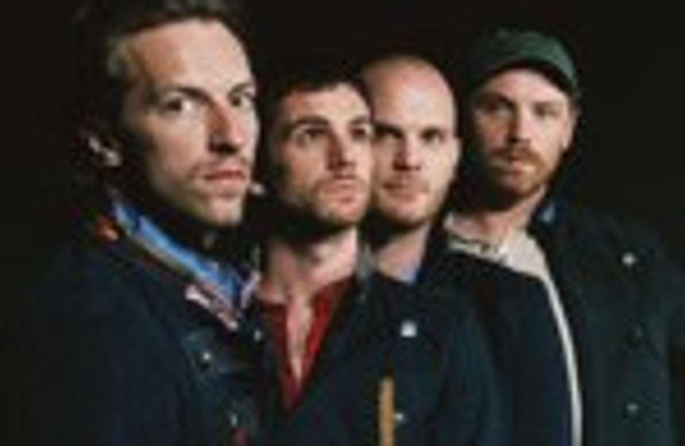 Nouvelle chanson de Coldplay