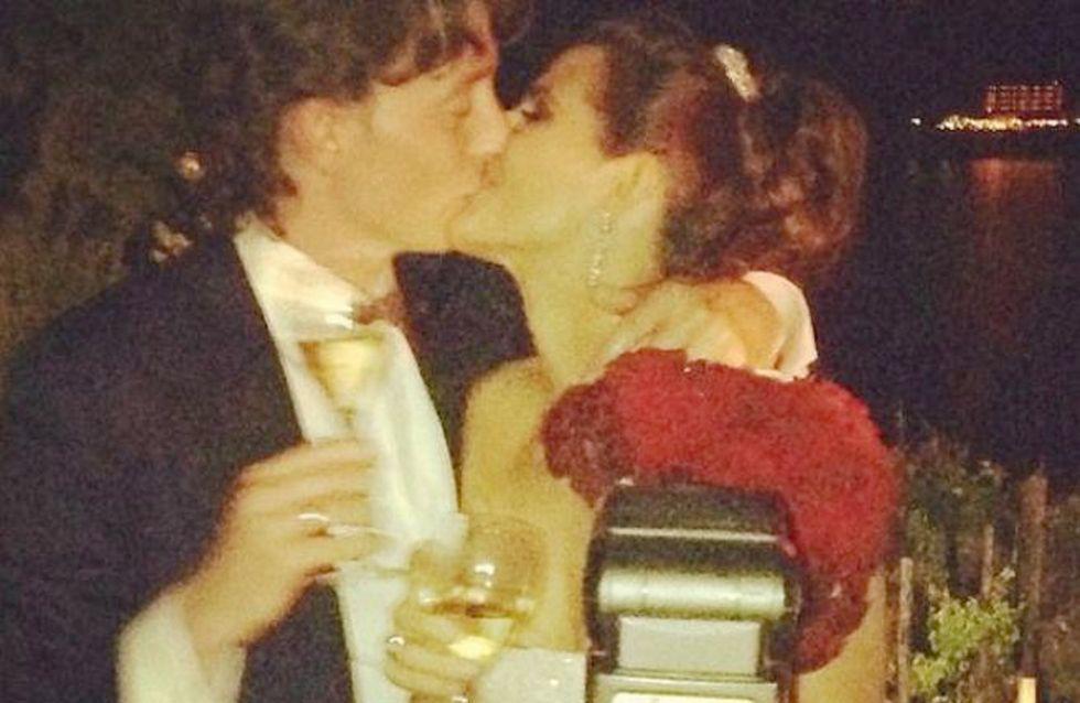Riccardo Montolivo ha sposato la sua Cristina. Ecco le immagini più belle delle nozze del calciatore!
