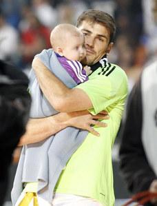 Iker y Martín Casillas
