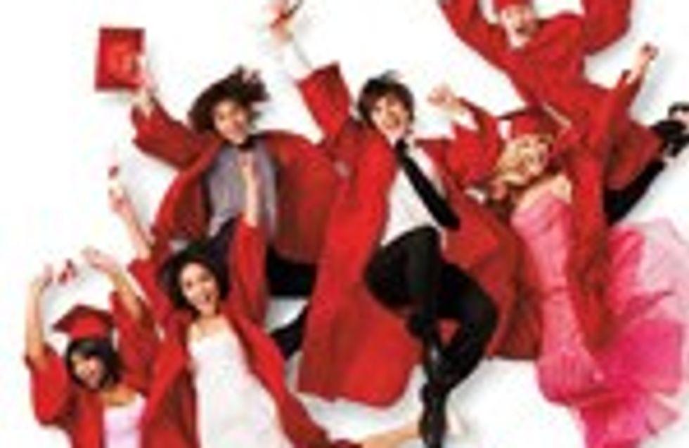 Nuevo cartel de High School Musical 3