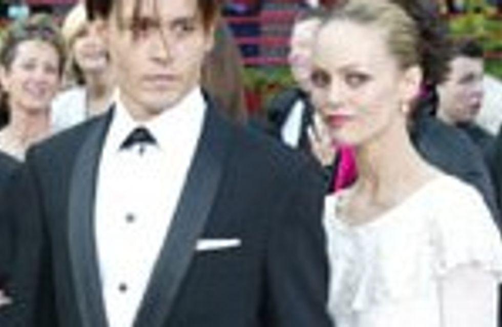 ¿Johnny Depp y Vanessa Paradis se casan?