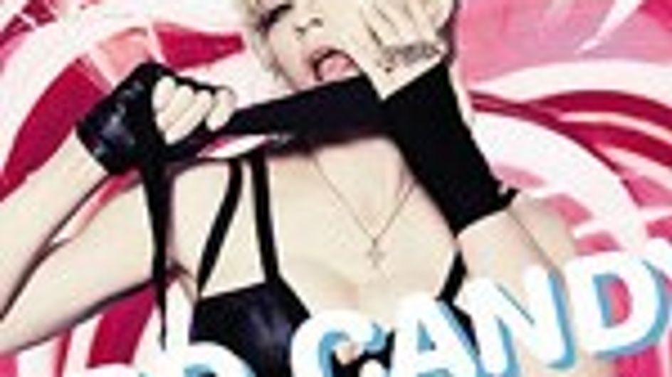 Carátula del próximo álbum de Madonna