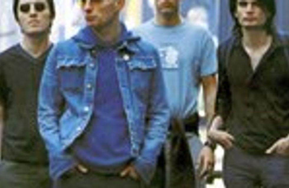 Radiohead dará un concierto gratuito