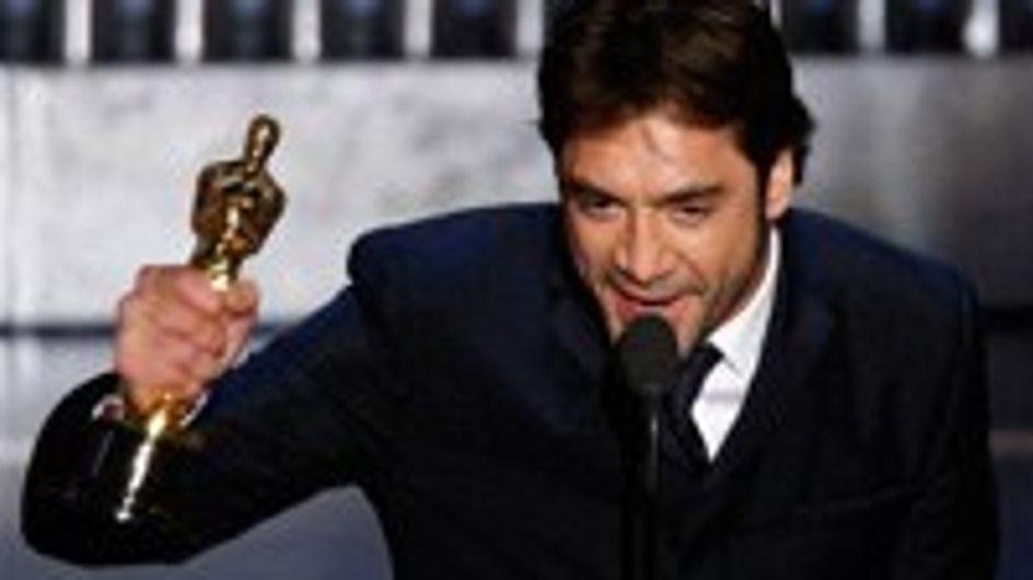 Javier Bardem se lleva el Oscar al mejor actor secundario