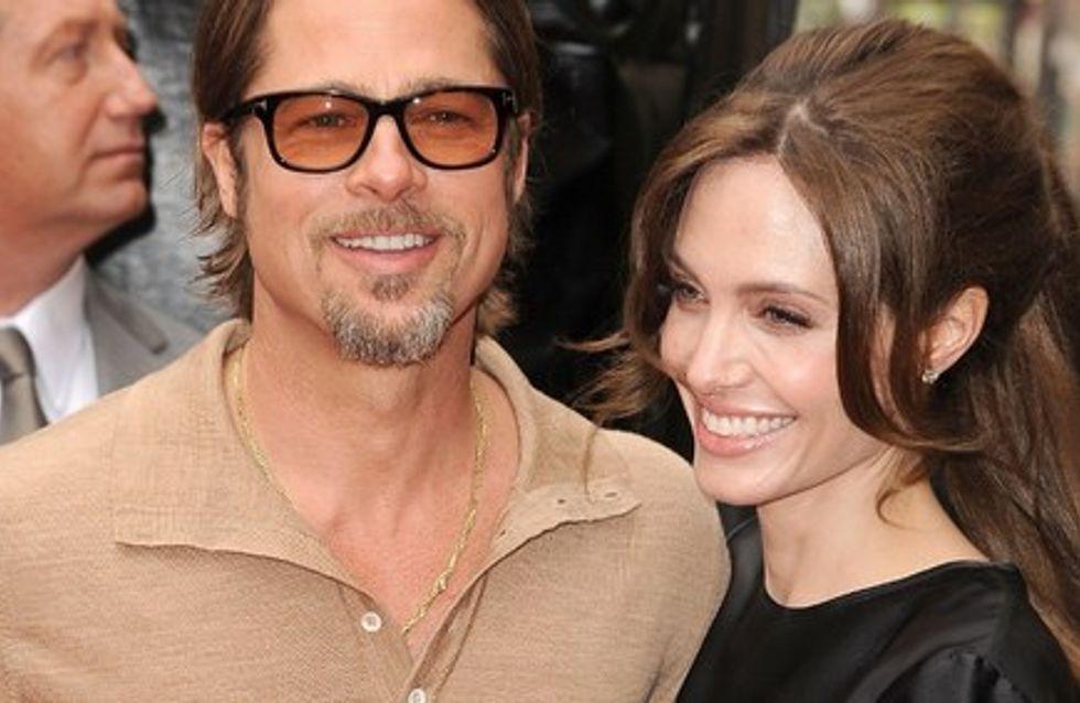 Angelina Jolie, ¿embarazada de nuevo?