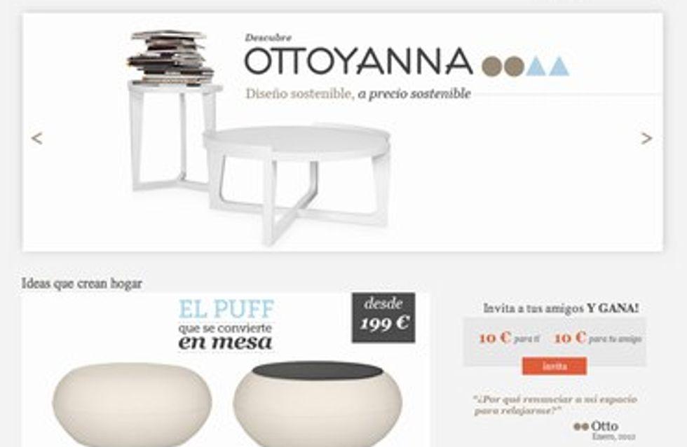 Ottoyanna.com, una tienda de decoración con alma ecológica