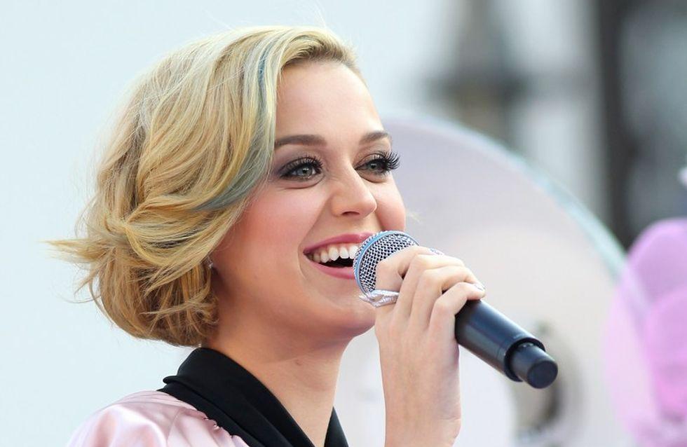 Katy Perry desata pasiones en Filipinas